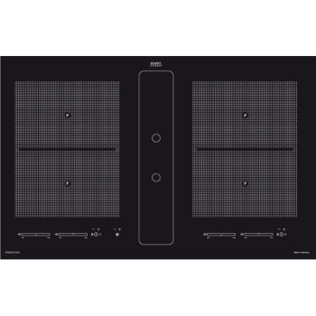 Integral 904 O4 FS G5 Induction cooktop with venting