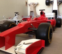Formula 1 Replica Car - Full Size