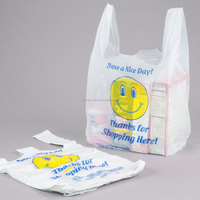 Shopping plastic bag vest handle high quality, competitive price, accept custom logo printing