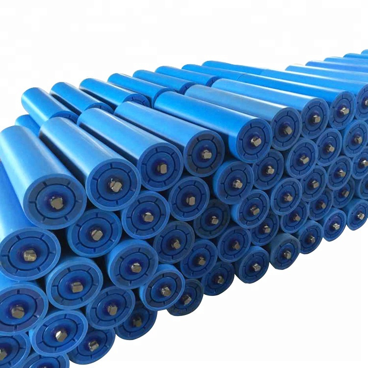 Manufacture supply directly Customized UHMWPE belt conveyor <strong>roller</strong>