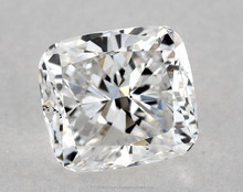 0.91 Ct. Cuscino Modificato Forma Sciolto <span class=keywords><strong>Diamante</strong></span> Naturale D SI1 GIA