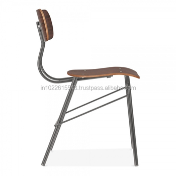 Enjoyable Cheap Modern Metal Chair Industrial Replica Restaurant Collection Buy Vintage Industrial Metal Chair Cheap Restaurant Tables Chairs Antique Metal Unemploymentrelief Wooden Chair Designs For Living Room Unemploymentrelieforg