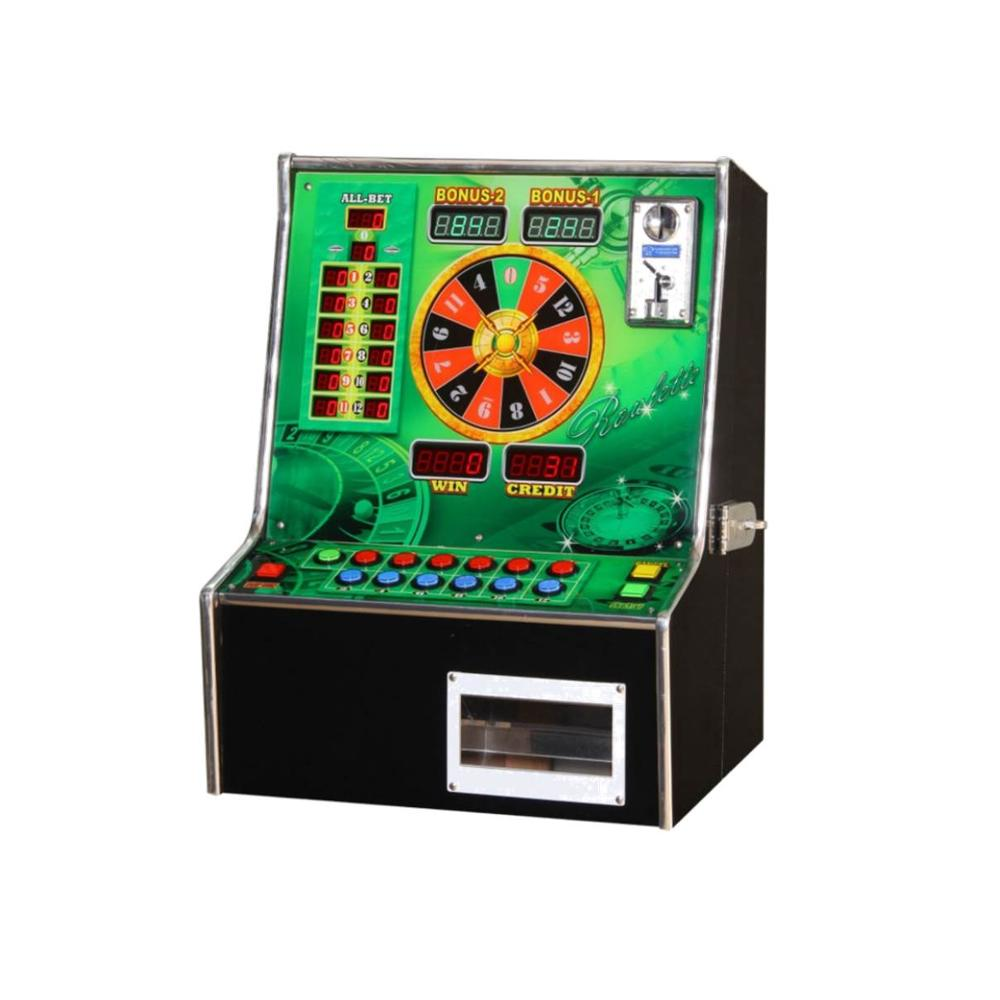 Mini muntautomaat game bergmann roulette machine