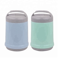 Best Selling Plastic Double Walled Hot Case Lunch Box Glass Thermos Food Warmer