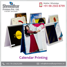 Manufacturer Wholesale 2018 Cheap Custom A3 Promotion Scroll Photo Spiral Bound Wall Calendar
