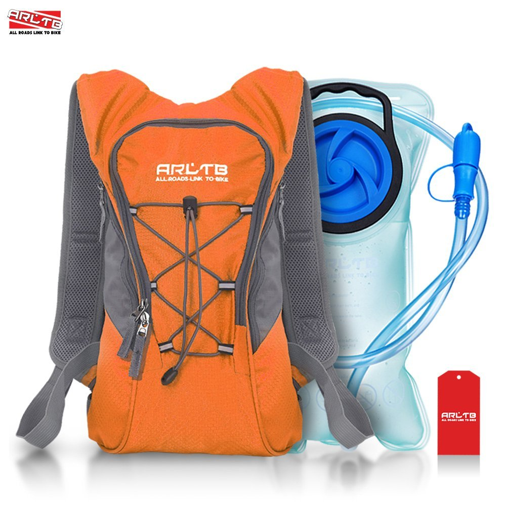 3e10e56a55 Arltb 2L (70 oz) Hydration Pack with Bladder Hydration Backpack Running  Backpack Cycling Hiking