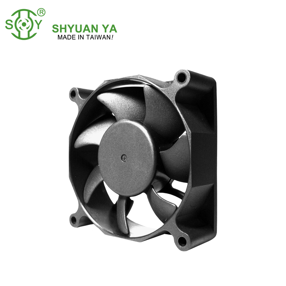 Cooling ip67 Computer 18v 80x80x15 Quiet Motor High Speed Waterproof 12V DC Fan