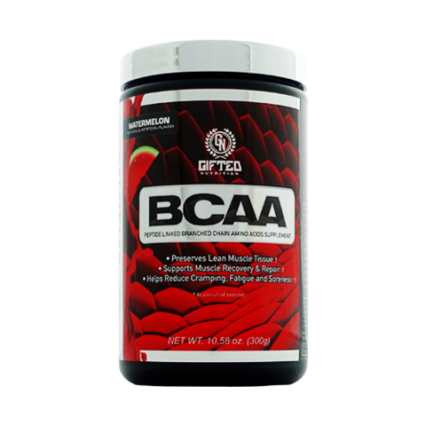 Gifted Nutrition BCAAS Amino Acid Peptide Linked Branched Chain Amino Acids Supplement