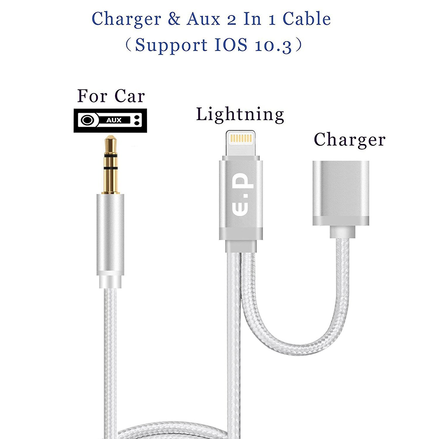 reputable site 521e7 9f97a Cheap Aux Cord Iphone, find Aux Cord Iphone deals on line at Alibaba.com