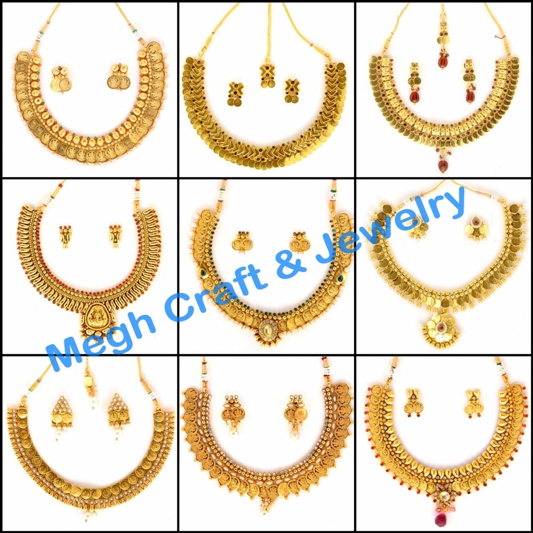 product jewelry indian necklace wholesale bollywood bridal jewellery imitation detail fashion gram buy south gold one