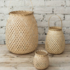 New product bamboo candle holder / Home decor bamboo lantern new fashion