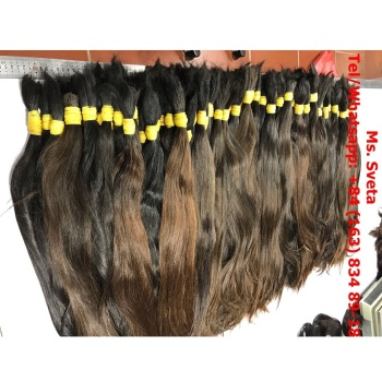Brazil Hair 100% Raw Unprocessed Hair Anka Hair