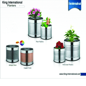 Customized Outdoor Stainless Steel Planter Box Buy Pots And