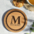 Table mats and coasters | Personalized Laser Engrave Round Coasters | MDF Wood Cut Table Coaster