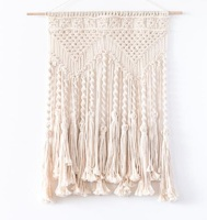 2019 New macrame Wall Hanging Designs with Tassel