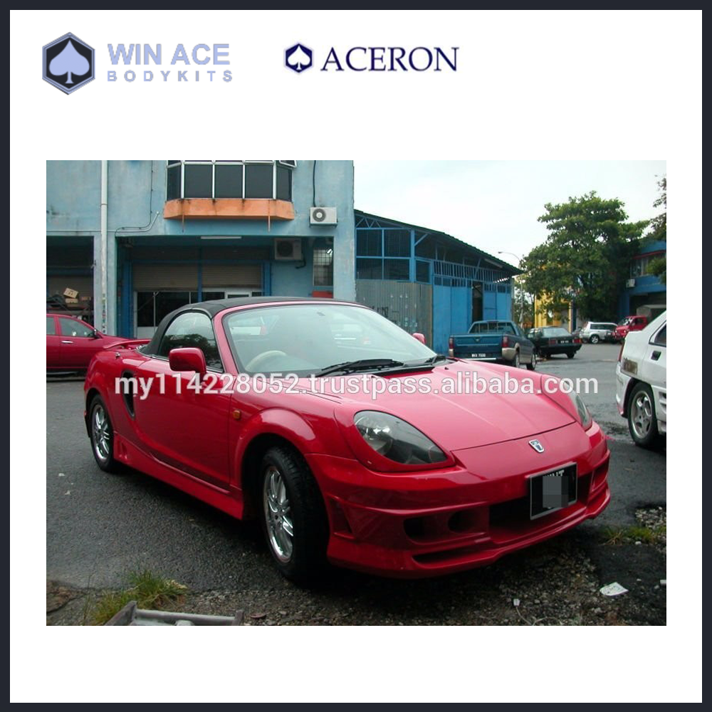 Front bumper position Body kit for Toyota MR-S from Malaysia car accesories