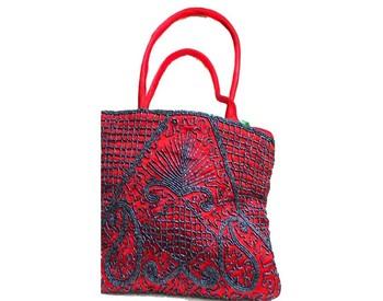 Hand Embroidery Beaded Bag Buy Handmade Bead Bags