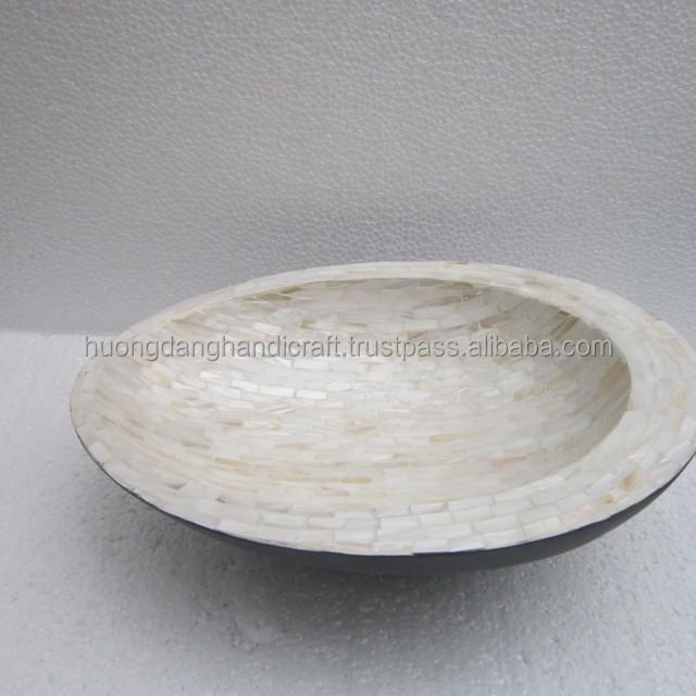 Высокое качество и низкая цена Seashell яйцо чаша, белый ракушка чаша оптовая продажа