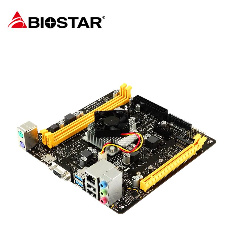 Biostar X470 AMD ミニ ITX am4 ソケットのマザーボード