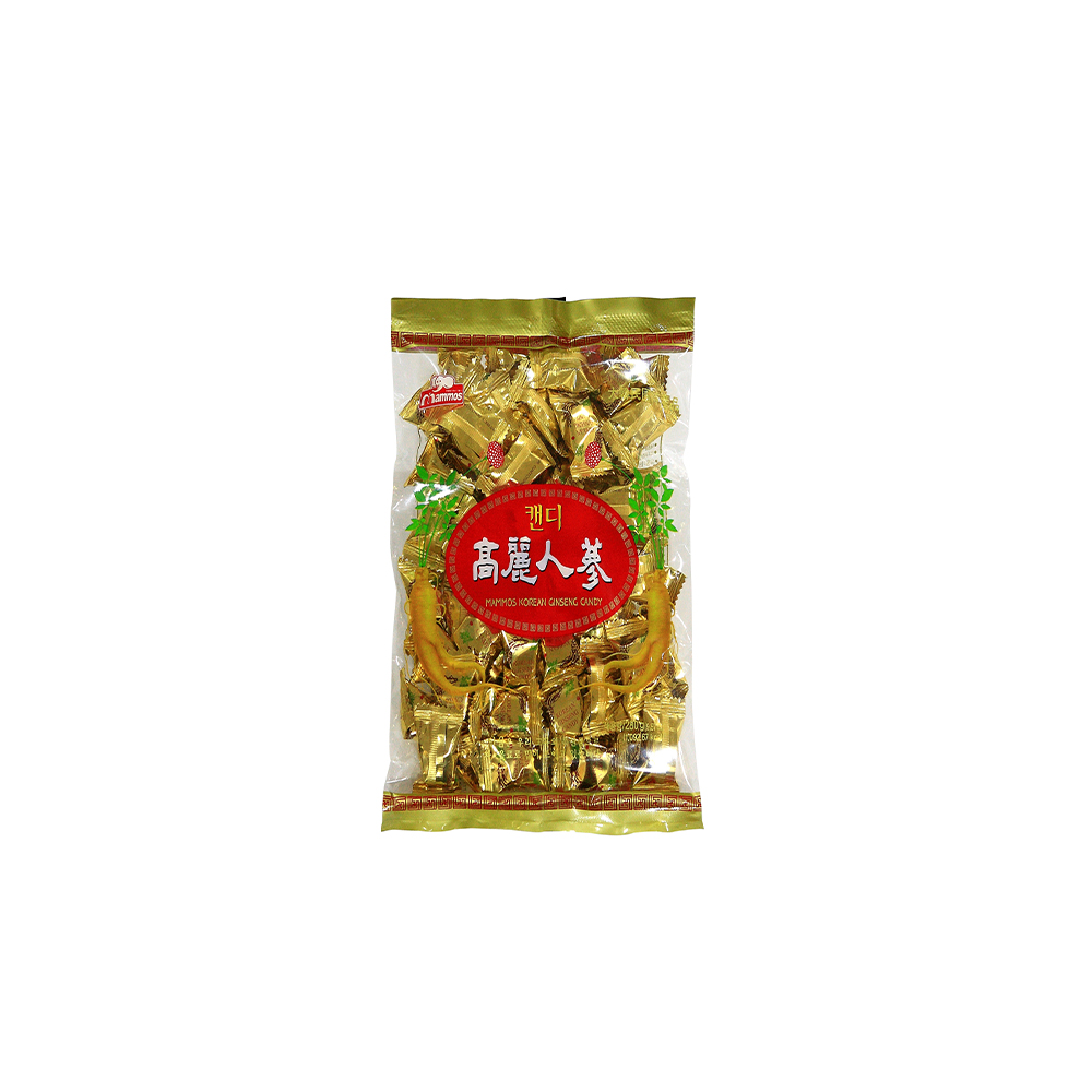 High quality Hot Sell sweet and Hard Korean chocolate for gift Ginseng Flavour Candy