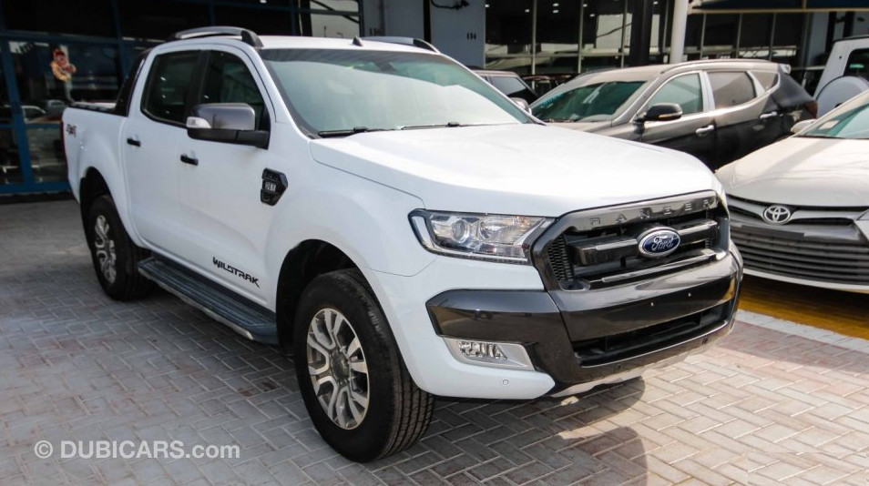 2017 Ford Ranger >> 2017 Ford Ranger 3 2 Diesel Wildtrak At Full Option New Buy Ford Ranger Truck Full Option New Ford Dubai Uae Product On Alibaba Com