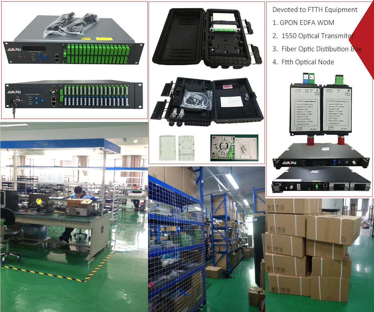 Hangzhou Junpu Optoelectronic Equipment Co , Ltd  - Edfa Wdm