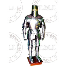 <span class=keywords><strong>Middeleeuwse</strong></span> Ridder Templar Body <span class=keywords><strong>Armor</strong></span> Pak ~ Collectible Volledige Pak van <span class=keywords><strong>Armor</strong></span> ~ Wearable & Thuis/Kantoor Decor Gift