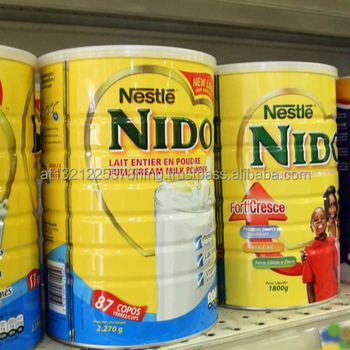 Nestle Nido Milk Powder 400gr,900gr,1800gr,2500   - Buy Nestle Baby  Milk,Condensed Milk Nestle,Nestle Milk Products Product on Alibaba com