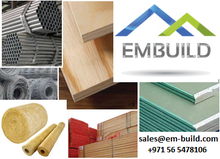 United Arab Emirates Building Construction Materials, United