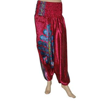 83afa9cea402 Women s Silk Harem Pants