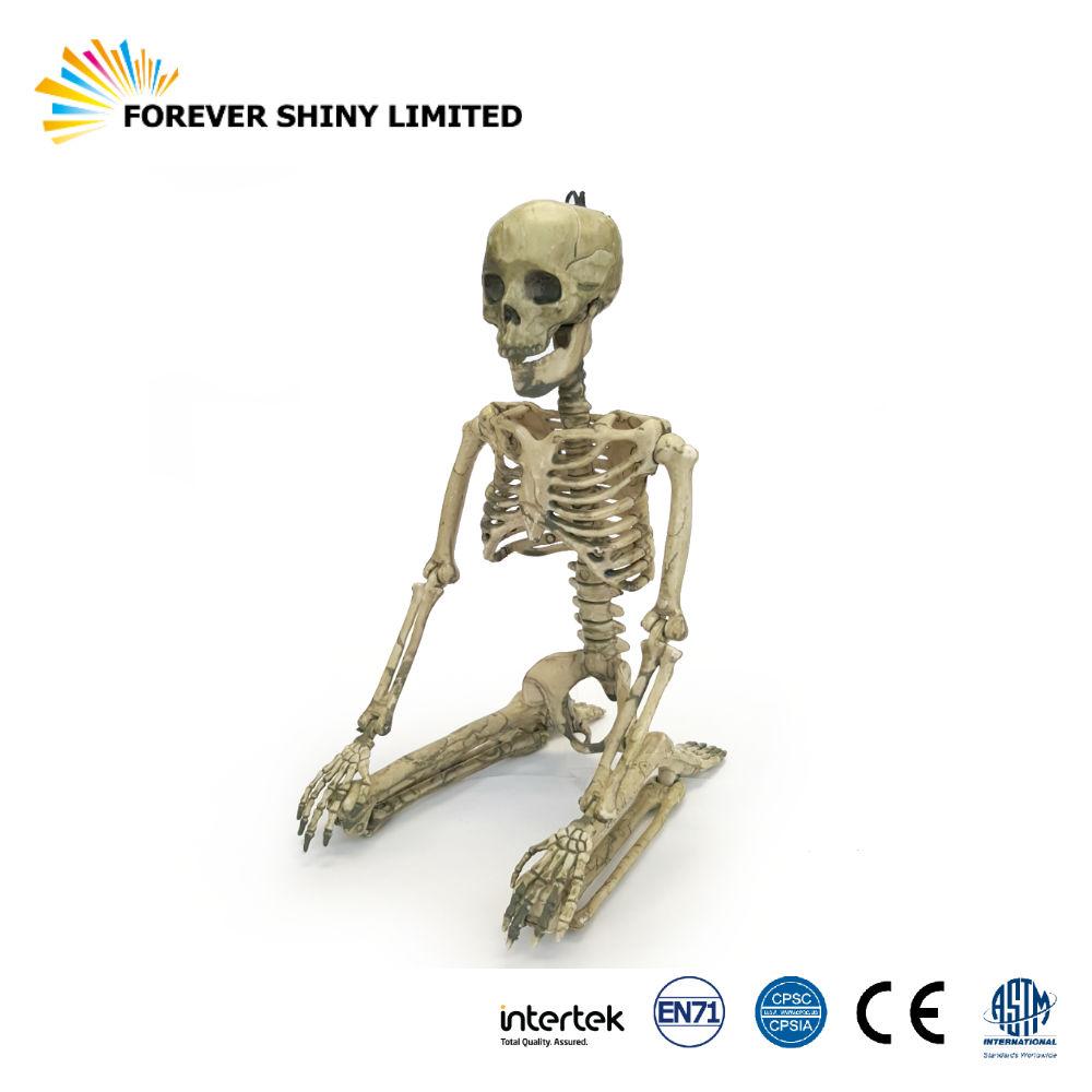 Bulk Fun Scary Novelty Model Toy Halloween Plastic Movable Skeleton Human  Figurine - Buy Skeleton,Skeleton Figurine,Halloween Skeleton Figurine