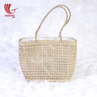Summer Woven Beach Bag/ Straw Tote Bag for Women