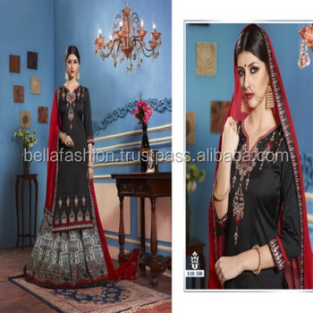 d96541013d620 Fancy Indian and Pakistani Women Wear Special Bridal and Wedding Looking  Single Piece Designer Anarkali Style