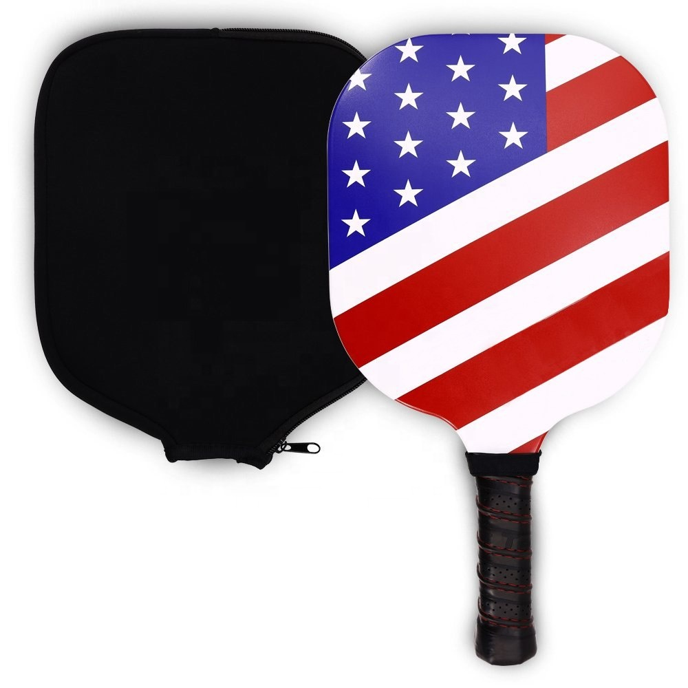 OEM Best Seller Pickleball Pá De Fibra De Carbono