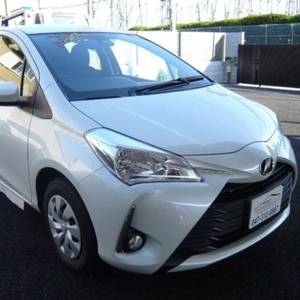 Low Mileage Toyota Vitz Amie 2018 (KSP130) from Japanese Exporter