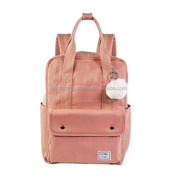 Custom cute backpacks for college girls, travel backpack,laptop backpack from Vietnam