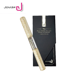 a8b985b3828 JOVISA Dual-Ended Eyelash Tonic & Coating Eyelash Extension Mascara  Enhancer Serum
