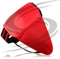 Top Quality Boxing Groin Abdominal Guard Made of High Quality genuine Leather made by syner sports