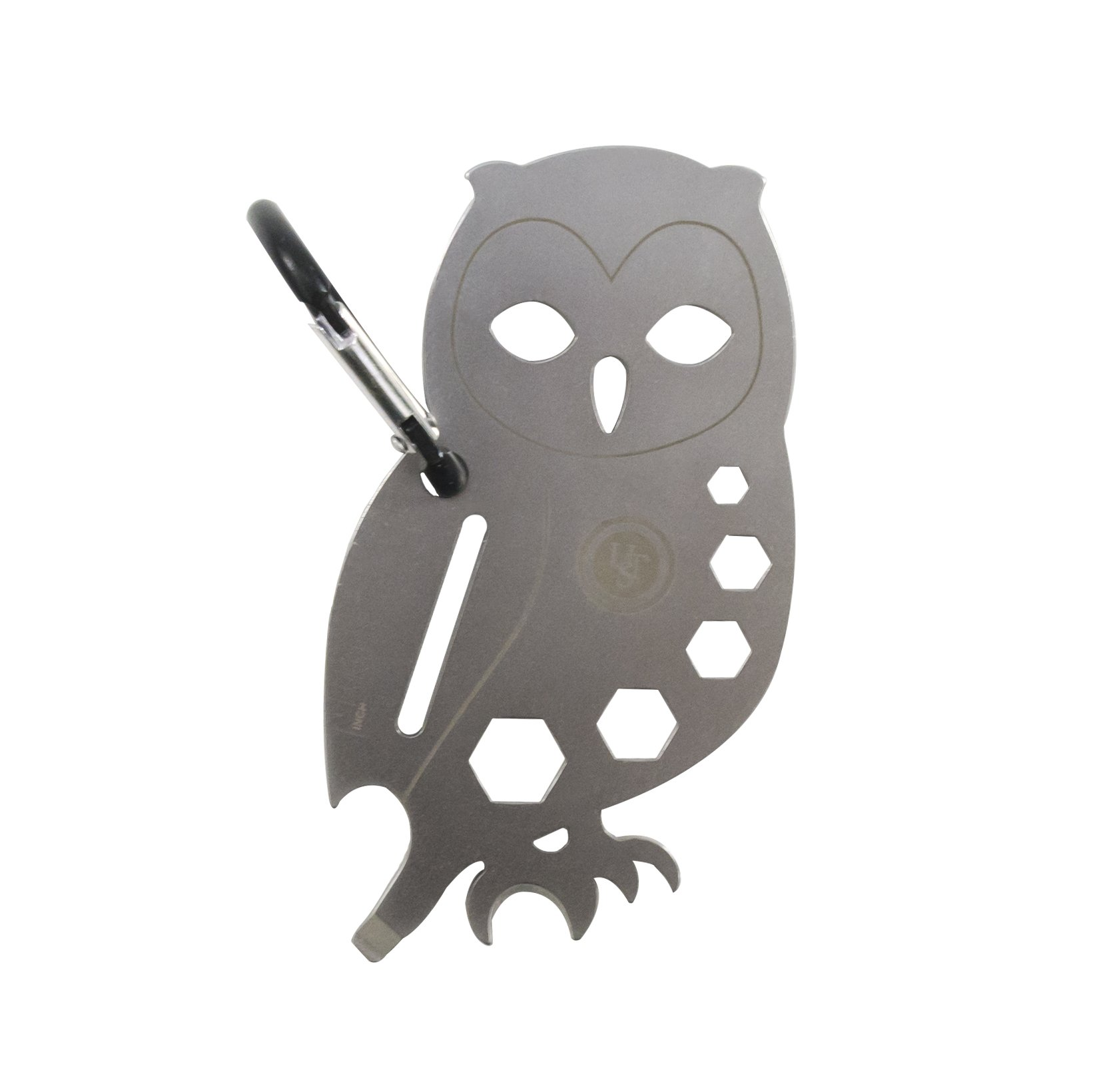 UST Stainless Steel Tool A Long Multi-Tool, Owl