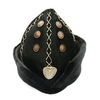Turkey Ottoman's Dirilis Ertugrul Iyi Real Fur Hat - Buy Ertugrul,Fur  Hat,Muslim Hat Product on Alibaba com