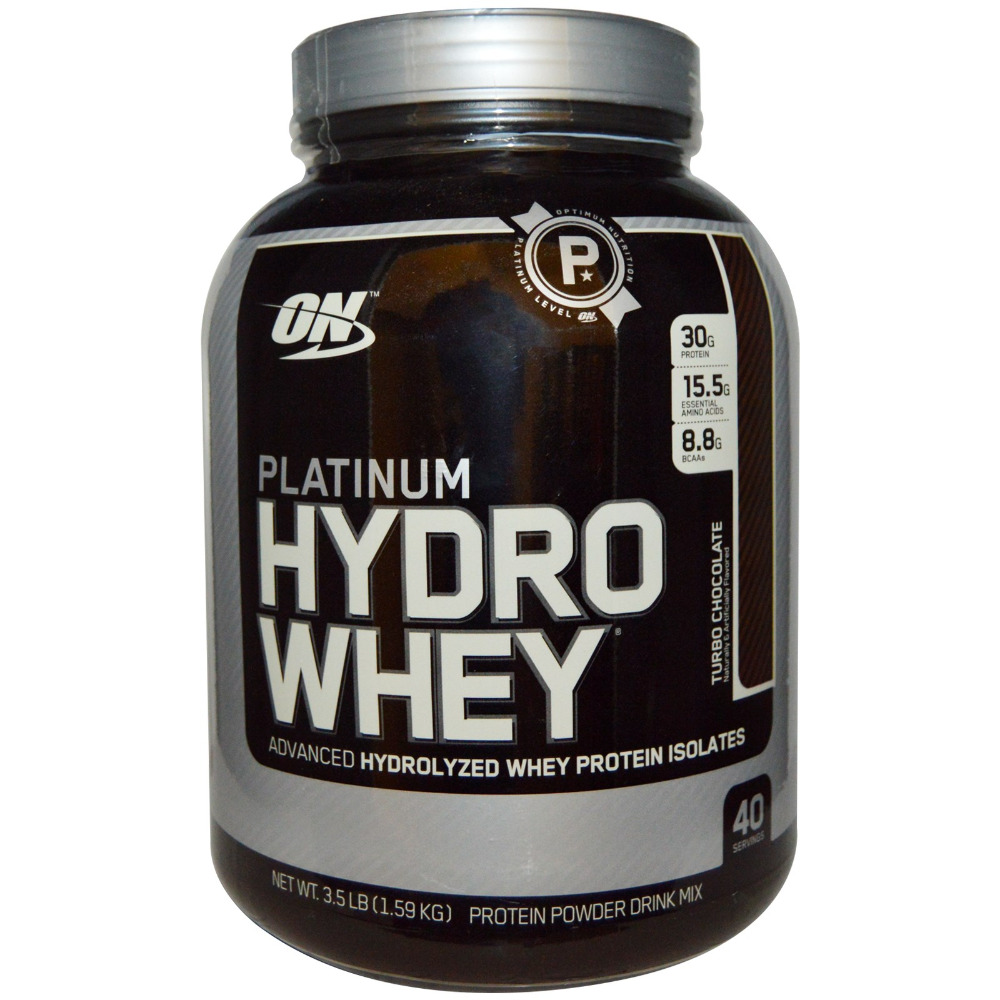 Optimum Nutrition - Platinum Hydro Whey
