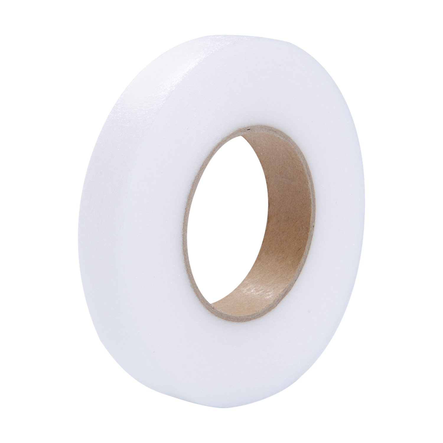 Miraclekoo Fabric Fusing Tape Adhesive Hem Tape Iron-on Tape 71 Yards 1//2 Inch 3 Pieces