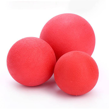 Rubber Elastic Ball Dog Toy