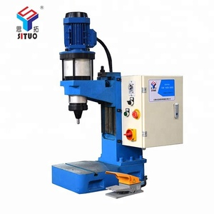 ISO,CE certification good price Hydraulic radial riveting machine