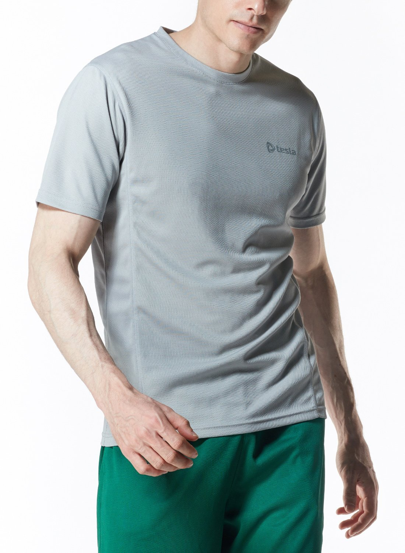 Tesla Men & Women's HyperDri 2.0 Short Sleeved Athletic T-Shirt MTS05 / WTS05