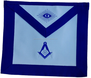 BLUE LODGE MASONIC Senior Deacon APRON