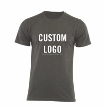 100% Cotton Short-Sleeve Custom Printed Men's T Shirt At Factory Price
