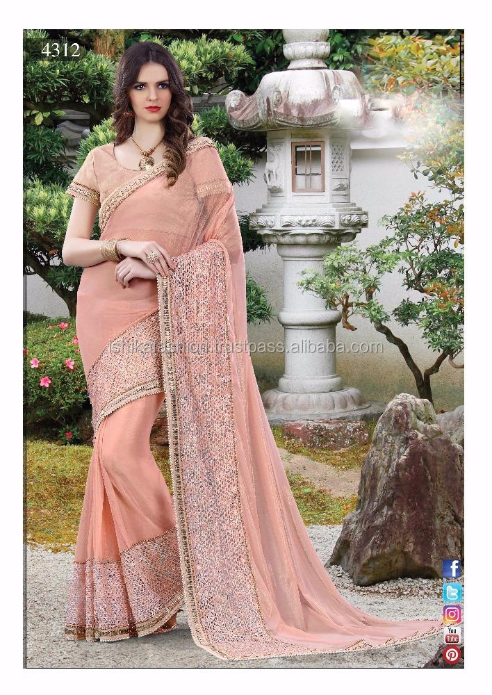Vestidos de fiesta hechos con sari – Moda Española moderna