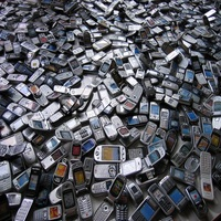 Used Electronic cellular phone Scrap