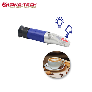 Coffee ATC Meter Jumbo Lighted Brix Refractometer for Honey